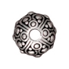 Spacer Oasis 10mm Antique Silver